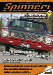 Spinneri Magazine