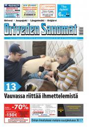Oriveden Sanomat 16.1.2019