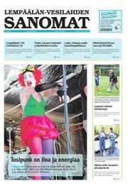 Lempäälän-Vesilahden Sanomat 02.08.2012