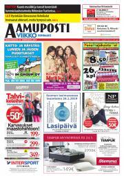 Aamuposti Viikko Riihimäki