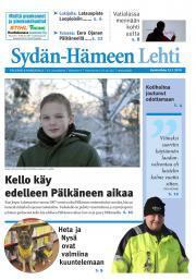 Sydän-Hämeen Lehti 23.1.2019