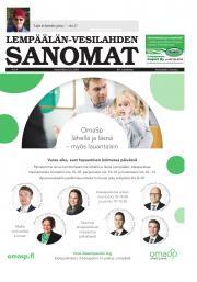 Lempäälän-Vesilahden Sanomat 23.1.2019