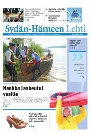 Sydän-Hämeen Lehti 03.08.2012