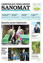 Lempäälän-Vesilahden Sanomat 06.08.2012