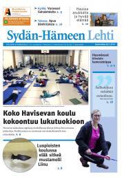 Sydän-Hämeen Lehti 30.1.2019