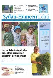 Sydän-Hämeen Lehti 07.08.2012