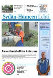 Sydän-Hämeen Lehti 14.08.2012