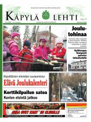 Käpylä-lehti