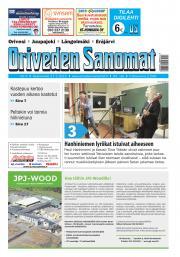 Oriveden Sanomat 27.2.2019