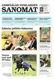 Lempäälän-Vesilahden Sanomat 16.08.2012