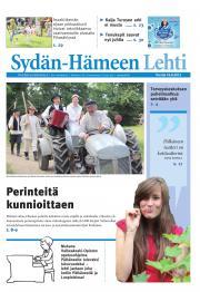 Sydän-Hämeen Lehti 17.08.2012