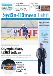 Sydän-Hämeen Lehti 13.3.2019