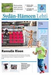 Sydän-Hämeen Lehti 21.08.2012