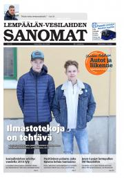 Lempäälän-Vesilahden Sanomat 20.3.2019