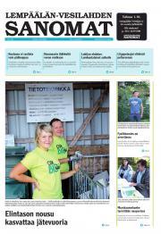 Lempäälän-Vesilahden Sanomat 23.08.2012