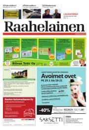 Lehtiluukku fi - Raahen Seutu ja Raahelainen 23 3 2019