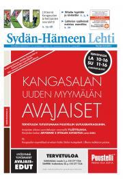Sydän-Hämeen Lehti 24.08.2012