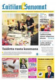 Lehtiluukku fi - Laitilan Sanomat 29 3 2019 - Suomen laajin