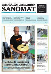 Lempäälän-Vesilahden Sanomat 27.08.2012