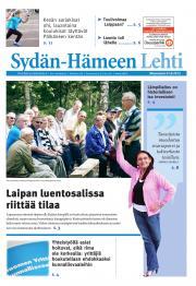 Sydän-Hämeen Lehti 28.08.2012
