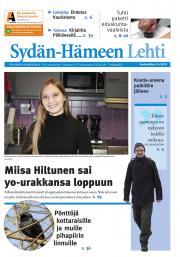 Sydän-Hämeen Lehti 3.4.2019