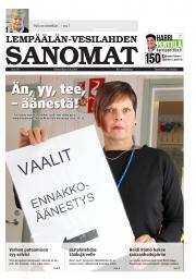 Lempäälän-Vesilahden Sanomat 3.4.2019