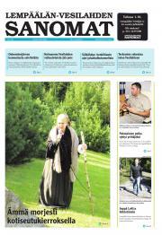 Lempäälän-Vesilahden Sanomat 30.08.2012