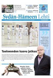 Sydän-Hämeen Lehti 31.08.2012