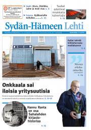 Sydän-Hämeen Lehti 17.4.2019