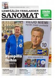 Lempäälän-Vesilahden Sanomat 17.4.2019