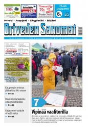 Oriveden Sanomat 17.4.2019