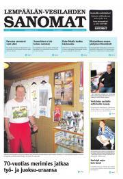 Lempäälän-Vesilahden Sanomat 03.09.2012