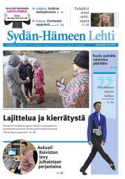 Sydän-Hämeen Lehti 24.4.2019