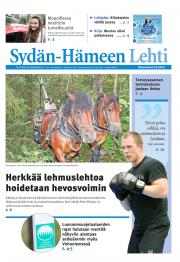 Sydän-Hämeen Lehti 04.09.2012