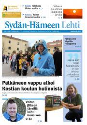 Sydän-Hämeen Lehti 2.5.2019
