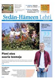 Sydän-Hämeen Lehti 07.09.2012