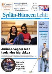 Sydän-Hämeen Lehti 8.5.2019