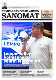 Lempäälän-Vesilahden Sanomat 15.5.2019