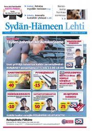 Sydän-Hämeen Lehti 15.5.2019