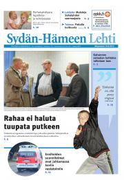 Sydän-Hämeen Lehti 11.09.2012
