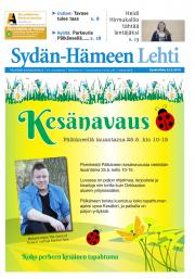 Sydän-Hämeen Lehti 22.5.2019