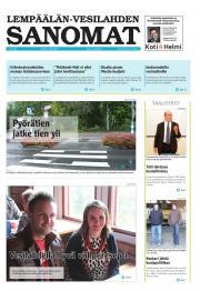Lempäälän-Vesilahden Sanomat 13.09.2012
