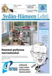 Sydän-Hämeen Lehti 14.09.2012