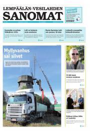 Lempäälän-Vesilahden Sanomat 17.09.2012
