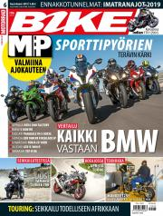 BIKE powered by Motorrad + MP Maailma