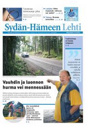 Sydän-Hämeen Lehti 18.09.2012