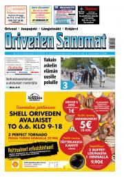 Oriveden Sanomat 5.6.2019