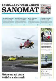 Lempäälän-Vesilahden Sanomat 20.09.2012