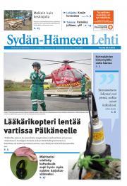 Sydän-Hämeen Lehti 21.09.2012