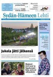 Sydän-Hämeen Lehti 19.6.2019